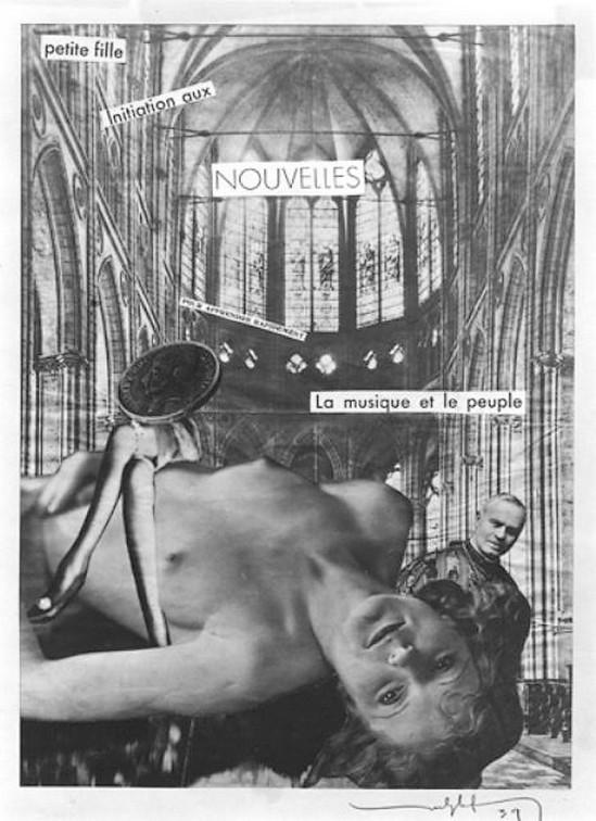 Marcel G Lefrancq -Initiation ou lettre ouverte à Monseigneur, 1939