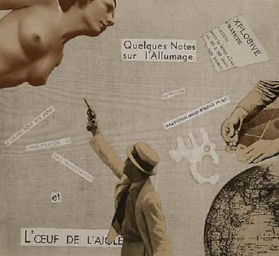 Marcel G. Lefrancq - L'oeuf de l'aigle, 1938