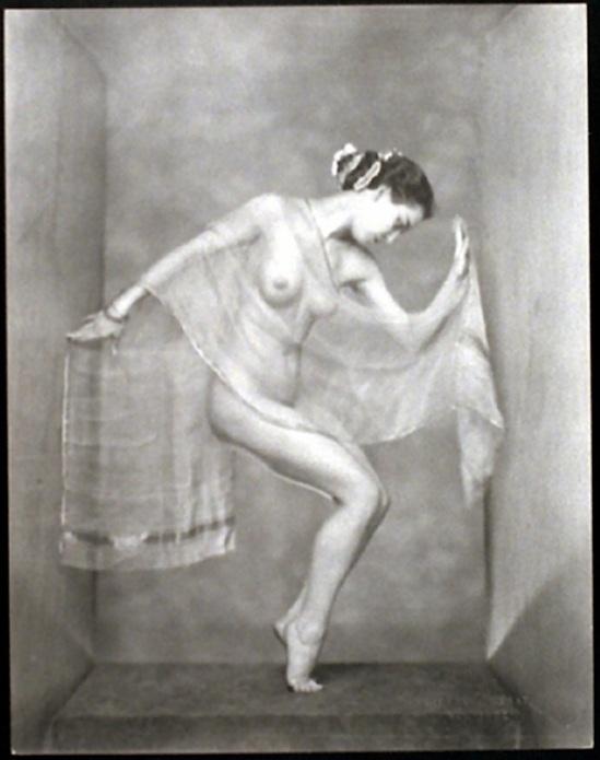 Nickolas Muray -Ann Douglas - Denishawn Dancer 1922