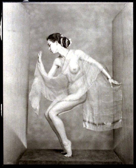 Nickolas Muray -Ann Douglas - Denishawn Dancer 1922