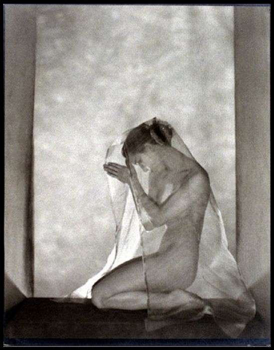 Nickolas Muray -Ann Douglas - Denishawn Dancer,1922