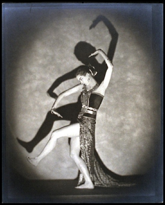 Nikolas Muray - Ann Douglas- Denishawn , 1924