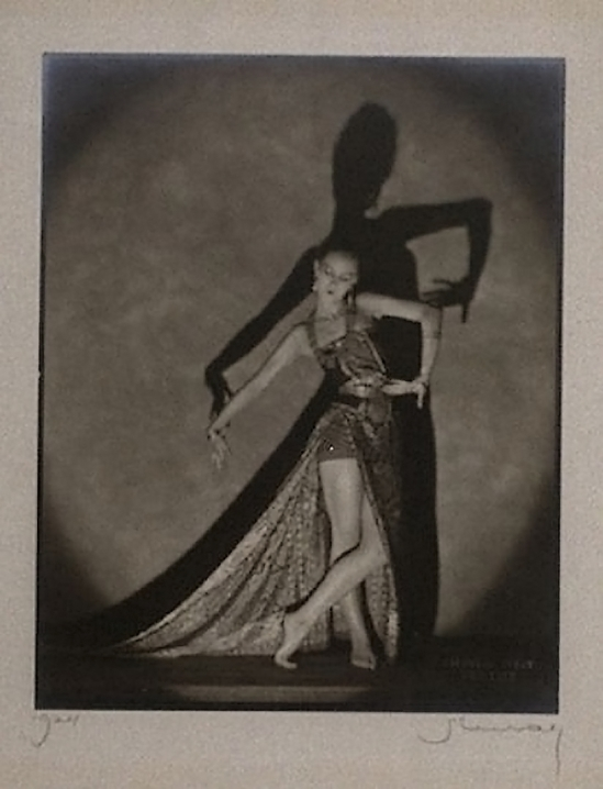 Nikolas Muray - Ann Douglas- Denishawn , 1924