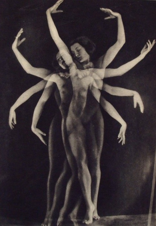 Yva - Danse, 1933