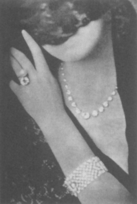 Yva (Else Neuländer)-Der Brilliantenschmuck (Diamon Jewellery), 1929