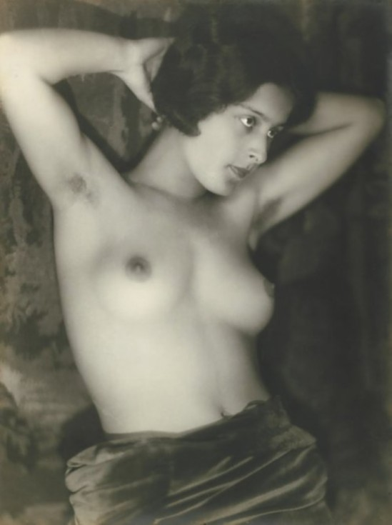 Yva (Else Neuländer)-untitled nude, 1920's