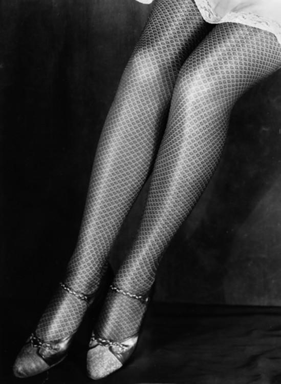 Yva (Else Neuländer)-Women's Legs ,1920s