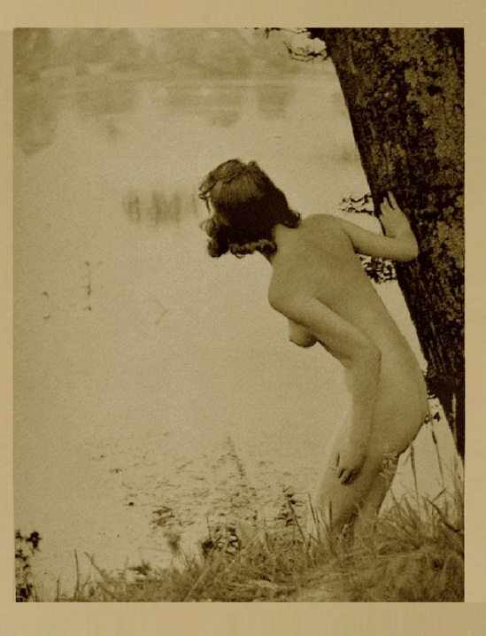 Horace Roye- Nude from the book The English Maid,1939