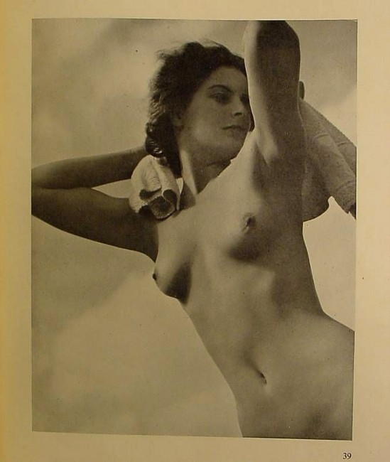 Horace Roye- Nude from the book The Irish Maid