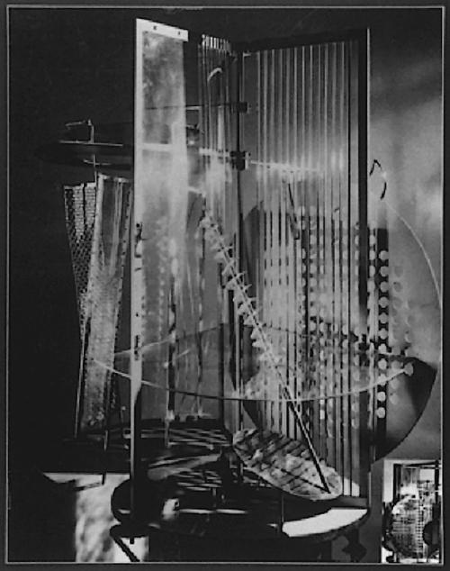 László Moholy-Nagy - Modulateur espace-lumière 1931