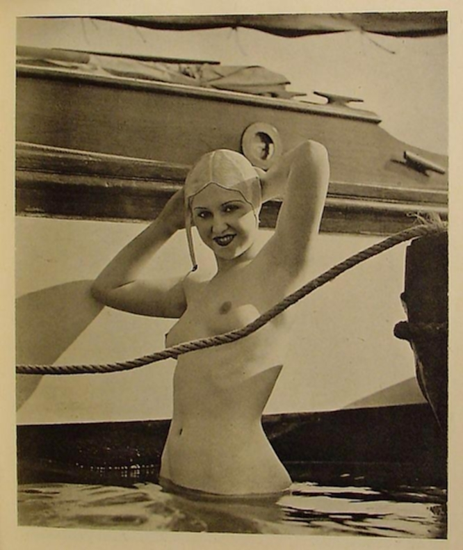 Horace Roye - Nude from the book Welsh Maid