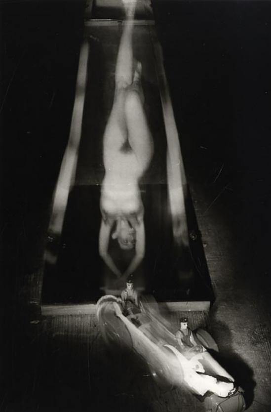 Alain Fleischer Etude de Nu,1986.