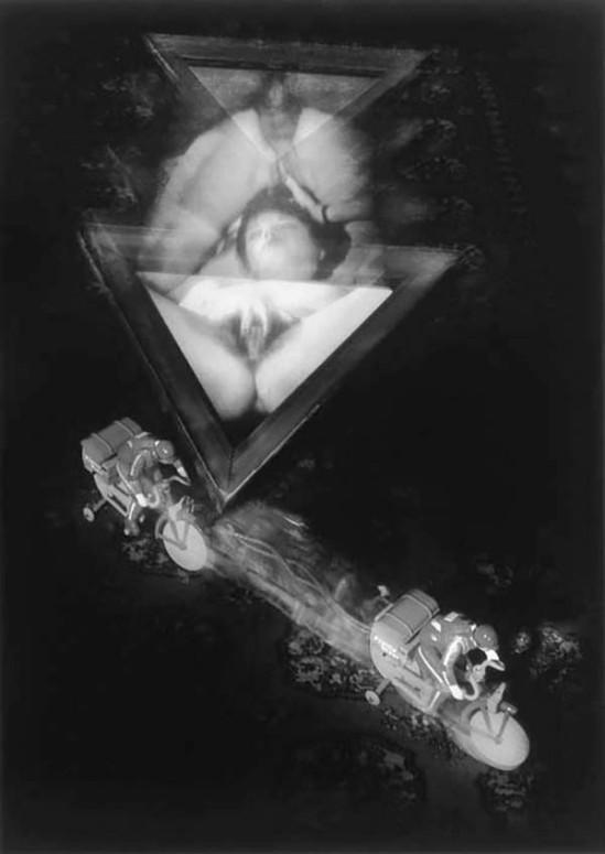 Alain Fleischer Hard days No. 3. (cibachrome) 1992