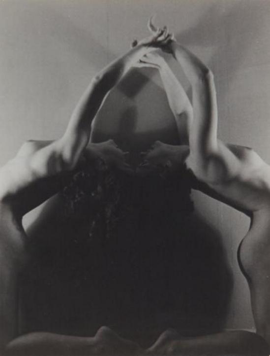 André Steiner- Deux Nus dansants, 1930 { from C. Bouqueret -André Steiner, L'homme curieux, Ed. Marval, Paris, 1999}