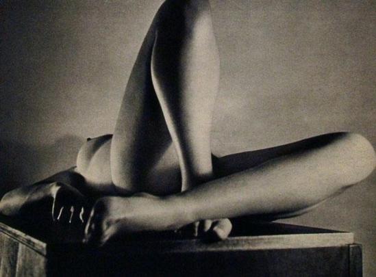 André Steiner- Nude #81. c1935.