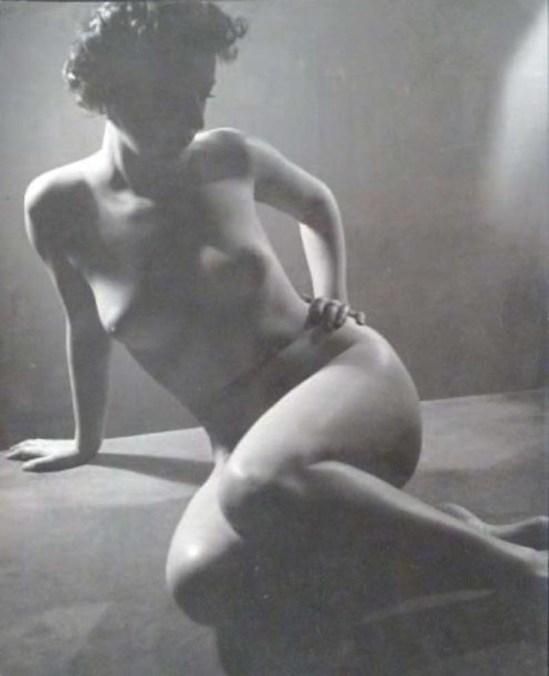 Emeric Feher - Nu féminin, 1935