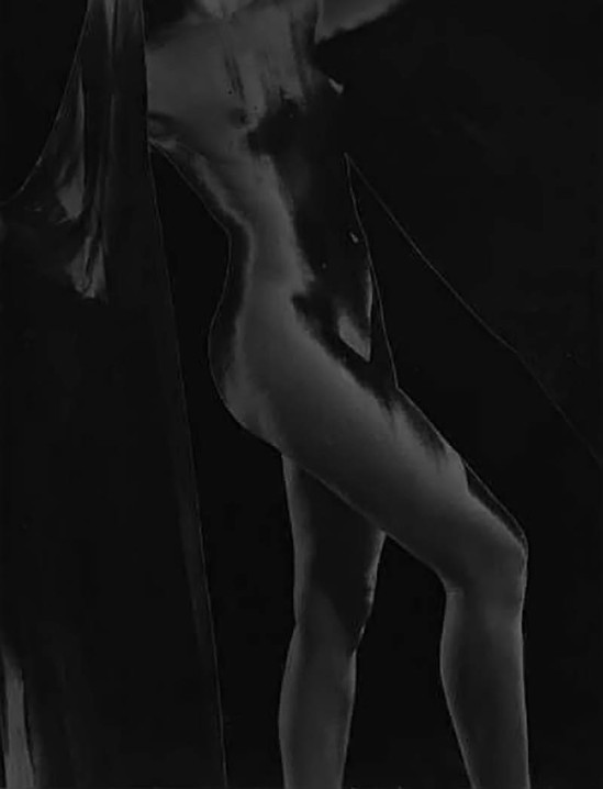 Emeric Feher- Nu solarisé, années 1930