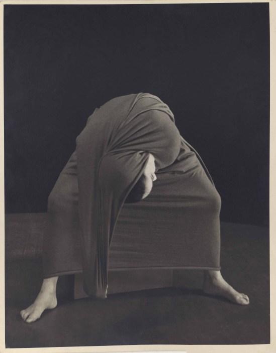 Herta Moselsio Martha Graham in Lamentation, No. 10 coll martha graham