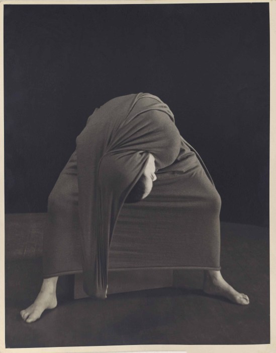 Herta Moselsio Martha Graham in Lamentation, No. 10 coll martha graham