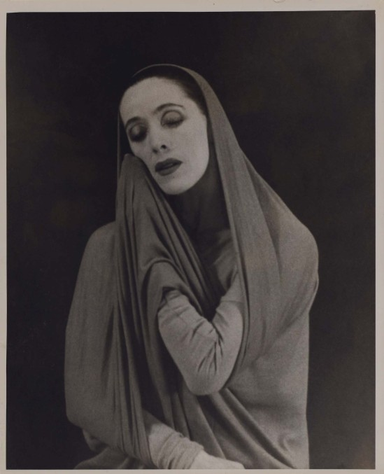 Herta Moselsio Martha Graham in Lamentation, No. 11 coll martha graham