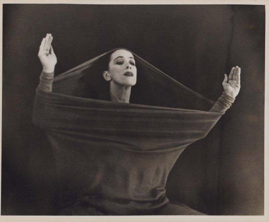Herta Moselsio Martha Graham in Lamentation, No. 12 coll martha graham