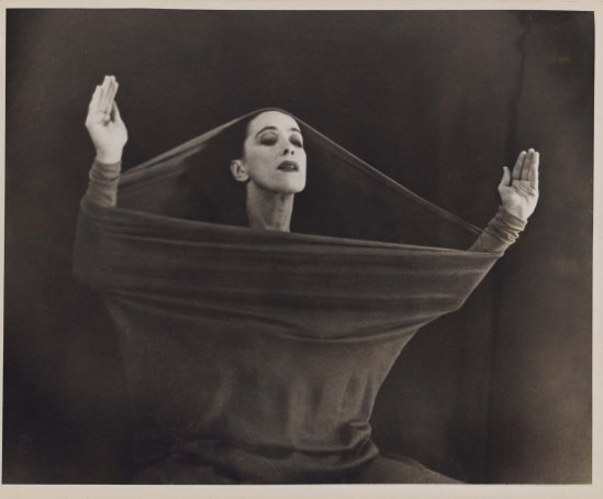 Herta Moselsio Martha Graham in Lamentation, No. 12 coll martha graham