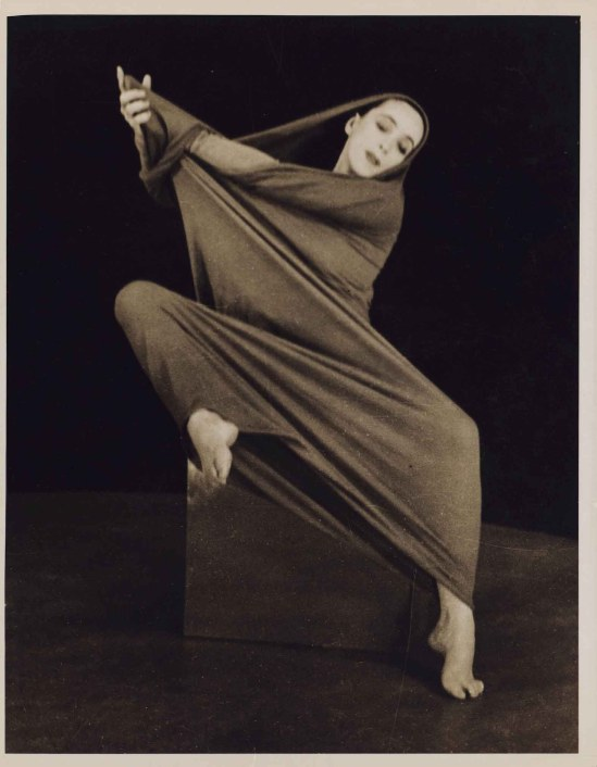 Herta Moselsio Martha Graham in Lamentation, No. 13 coll martha graham