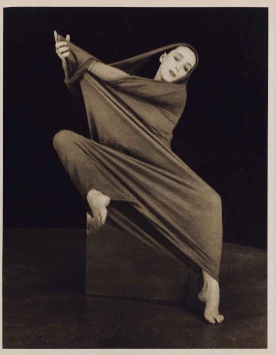 Herta Moselsio Martha Graham in Lamentation, No. 13 coll martha graham