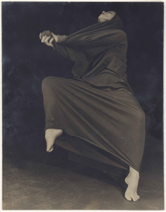 Herta Moselsio Martha Graham in Lamentation, No. 14 coll martha graham