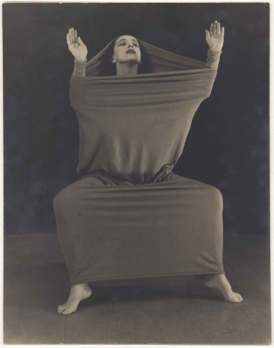 Herta Moselsio Martha Graham in Lamentation, No. 15 coll martha graham