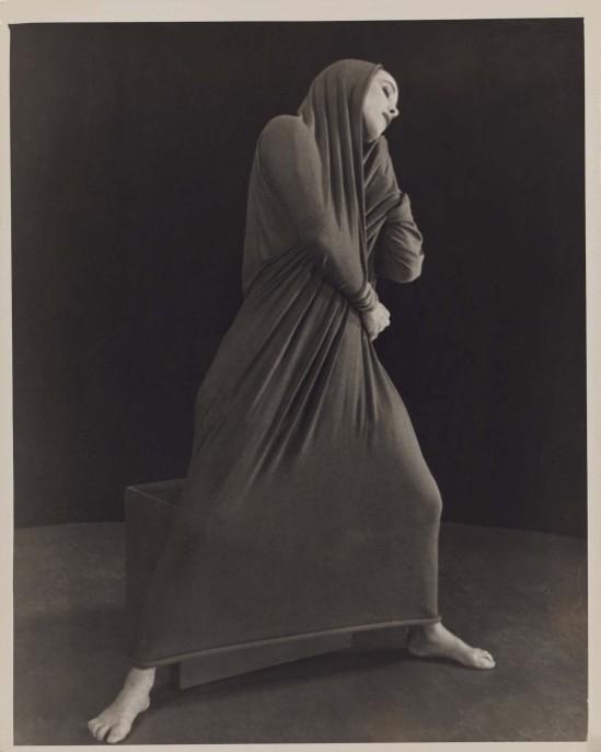 Herta Moselsio Martha Graham in Lamentation, No. 17 coll martha graham