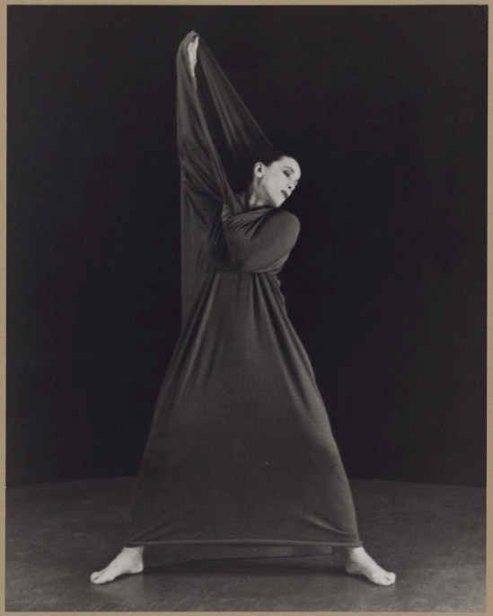 Herta Moselsio Martha Graham in Lamentation, No. 2 coll martha graham