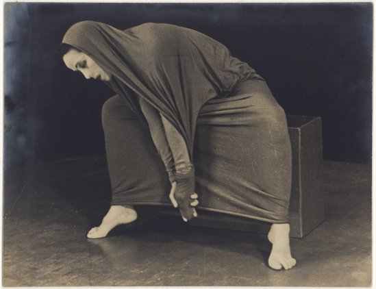 Herta Moselsio Martha Graham in Lamentation, No. 20 coll martha graham