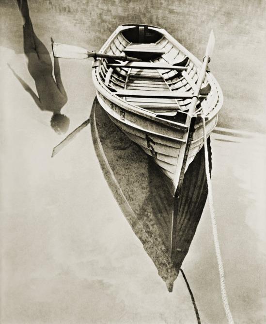 Minayoshi Takada- Canoe, 1950