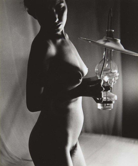 Minayoshi Takada -  Nude , 1948
