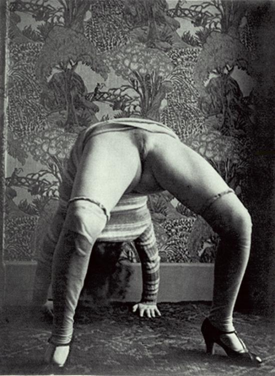 Monsieur X -  Acrobatie, 1930