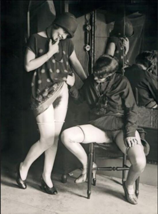 Monsieur X- Femmes espiègles 1930
