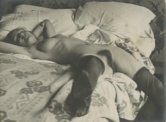 Monsieur X - Nu allongé, 1930