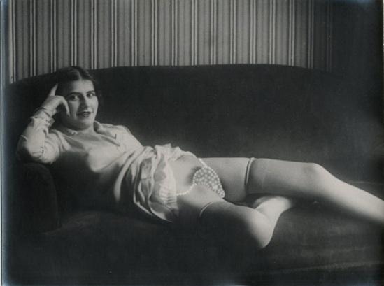 Monsieur X - Nu erotique , vers 1930