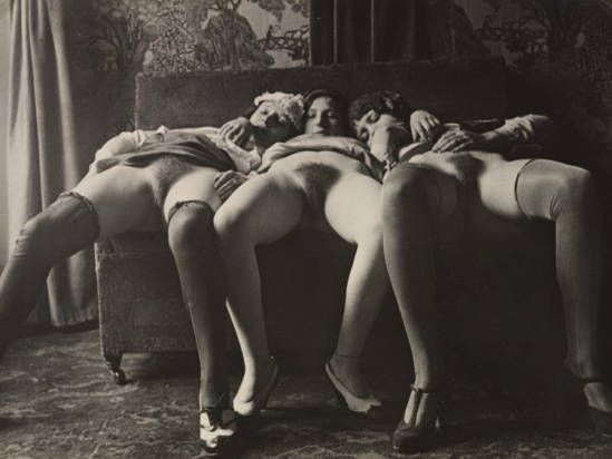 Monsieur X - Trois Graces, 1925