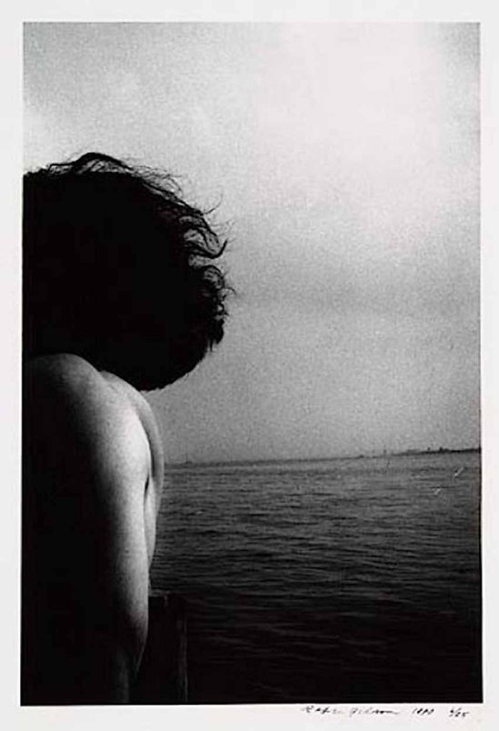 Raph Gibson- Woman by water, from the Deja-Vu series,1972