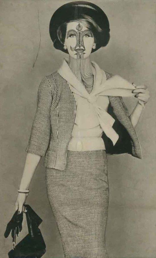 Stan VanDerBeek- A La Mode ,1958