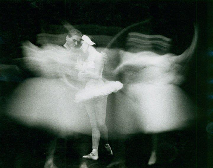 © Paul Himmel- Swan Laked 1951 52