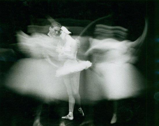 © Paul Himmel- Swan Laked 1951 52