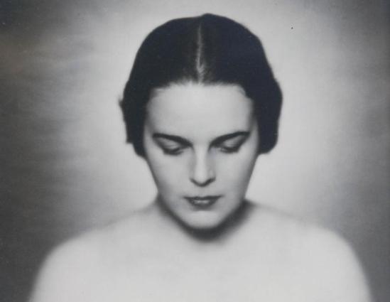 Dorys Jerzy Benedykt -Portrait of Sophia Batycka, 1930s