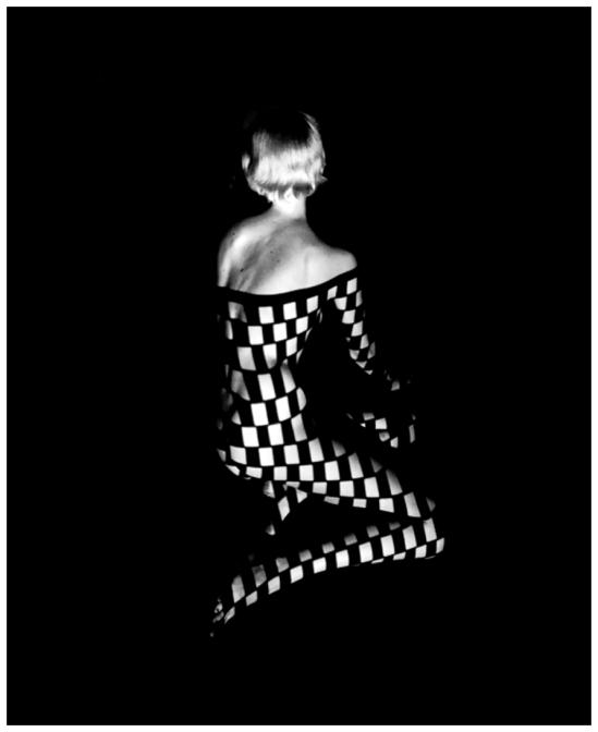 Fernand Fonssagrives - Chequered, 1950
