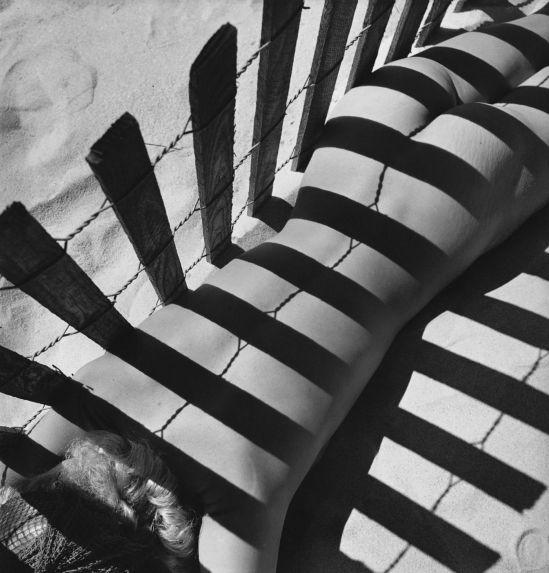 Fernand-Fonssagrives-Sand fence,  1930