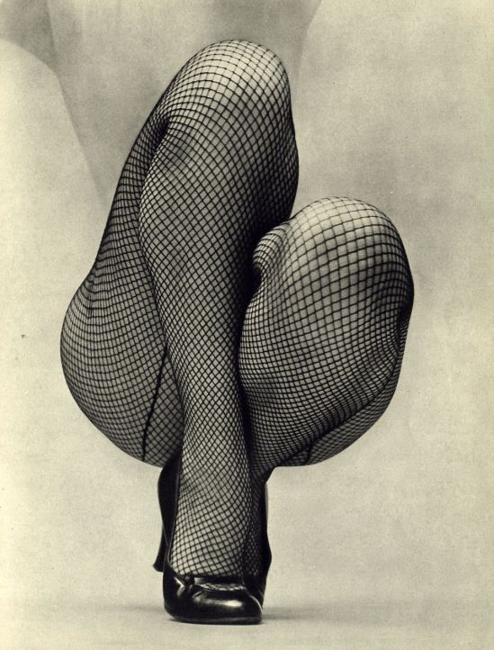 Fernand Fonssagrives- The Dancer, 1952. (2)