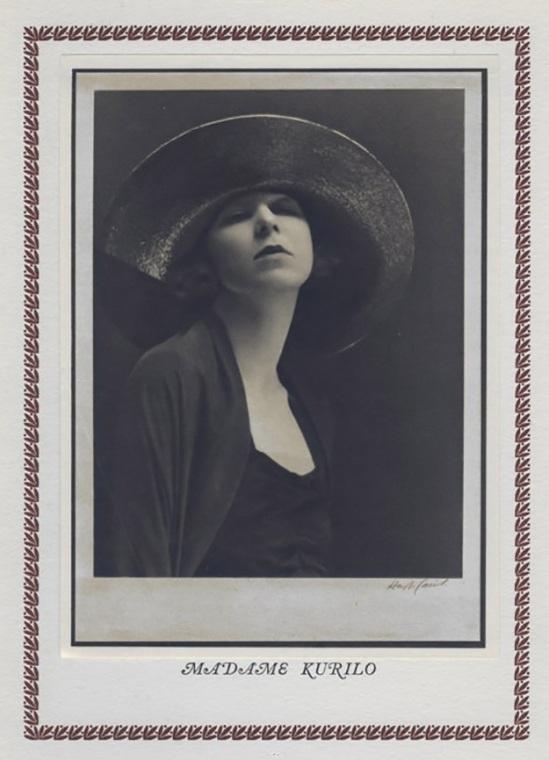 Hugh Cecil-  Madame fosse héliogravure , 1926 , héliogravure , 1926