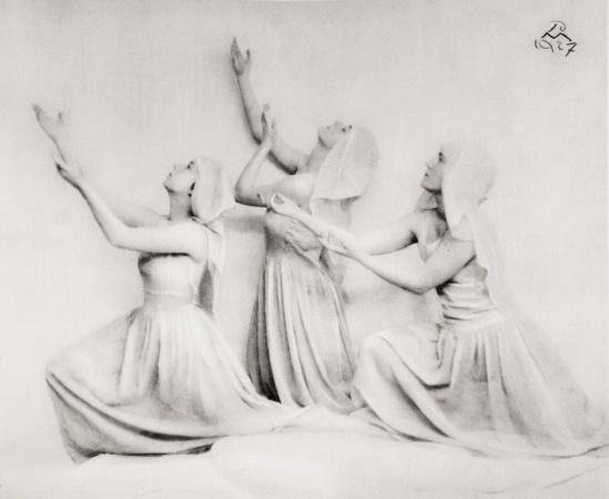 Jan de Meyere - La Prière ,1927